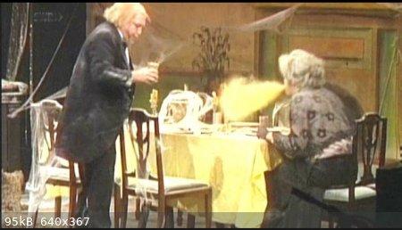 Dinner-for-one-Kraehkamp-Warns.jpg - 95kB